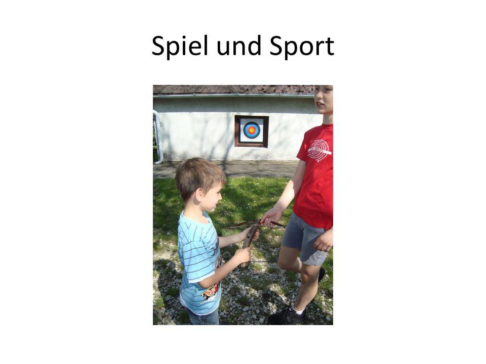 Spiel und Sport