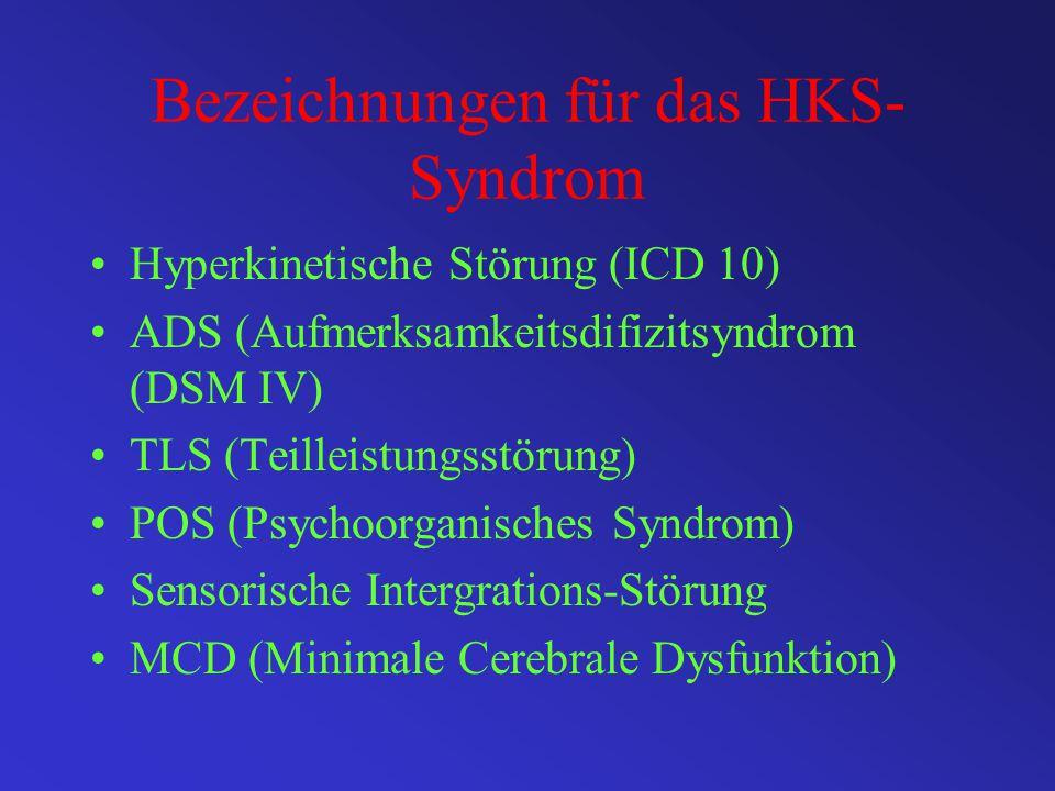 Übersicht Entwicklungspsychologische Perspektiven Hyperkinetisches Syndrom: Symptome, Verlauf, Ursachen und Behandlungsansätze Psychomotorische Förder
