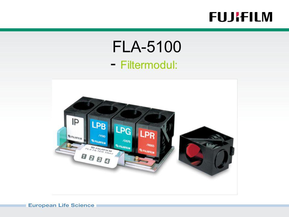 FLA-5100 - Filtermodul: