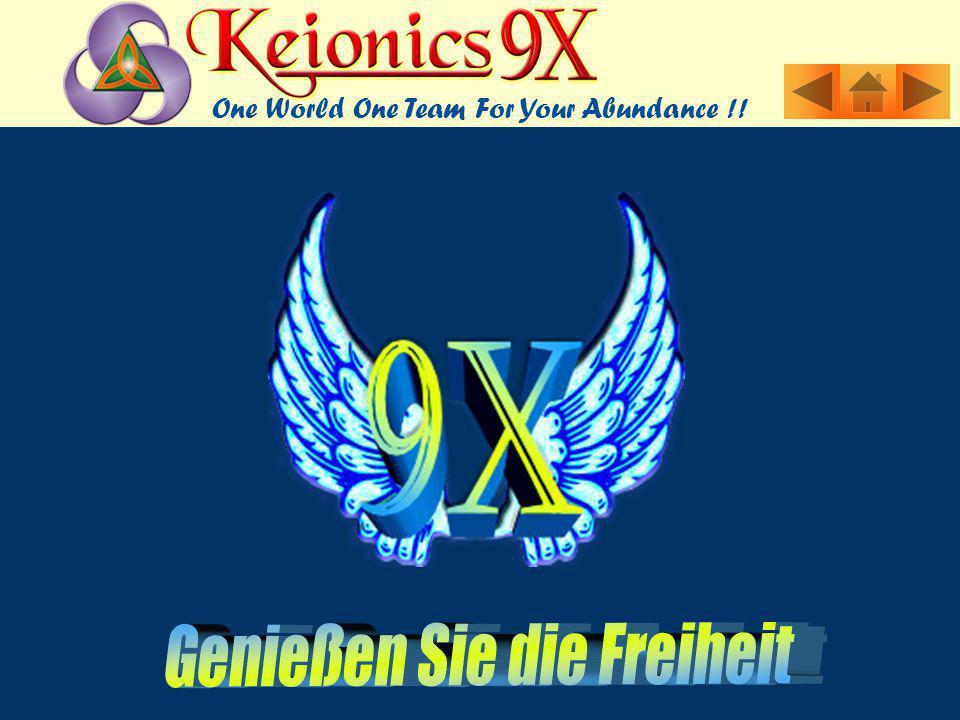 One World One Team For Your Abundance !!