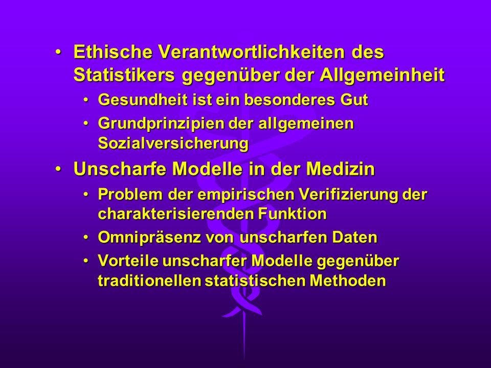 Ethische Verantwortlichkeiten des Statistikers gegenüber der AllgemeinheitEthische Verantwortlichkeiten des Statistikers gegenüber der Allgemeinheit G