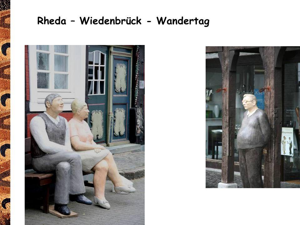Rheda – Wiedenbrück Wandertag