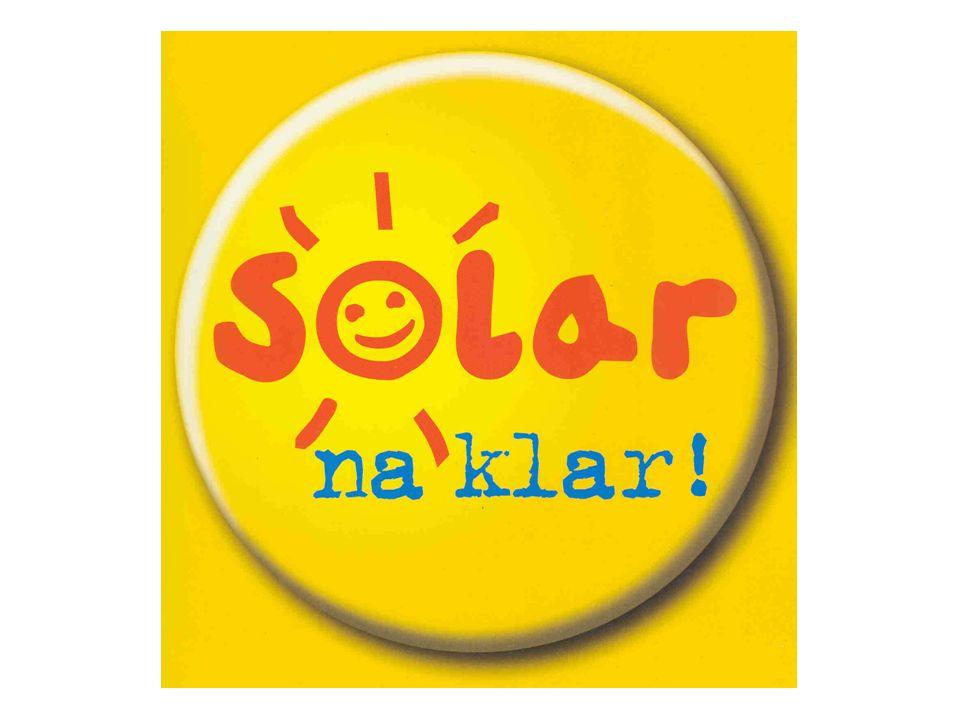 Solarstromprojekt an der HvF-Realschule (Stand: 31.10.06) Ergebnisse: Schritte: 1.