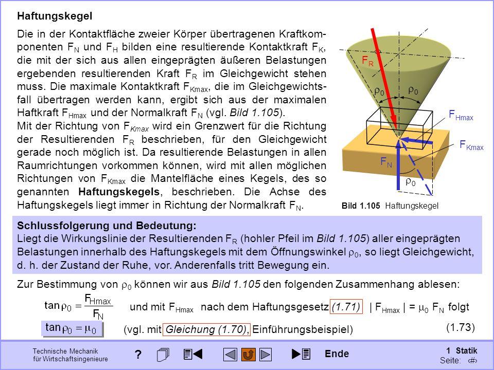Technische Mechanik für Wirtschaftsingenieure 1 Statik Seite: 151 (vgl.