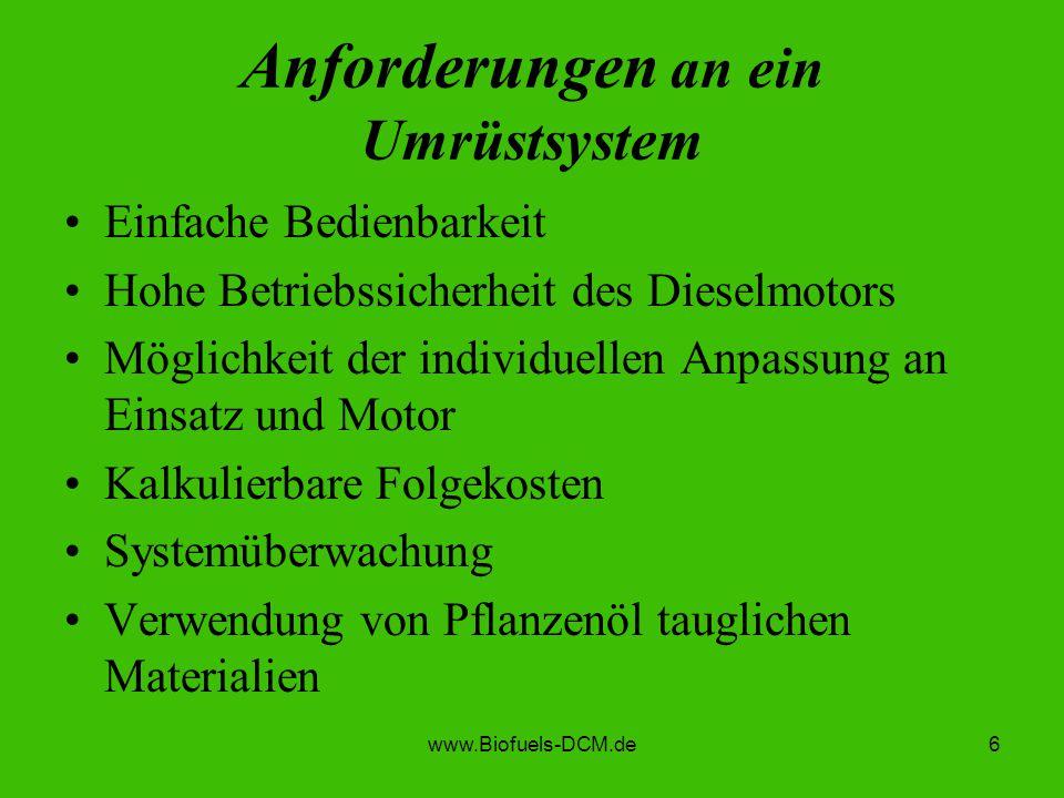 www.Biofuels-DCM.de7