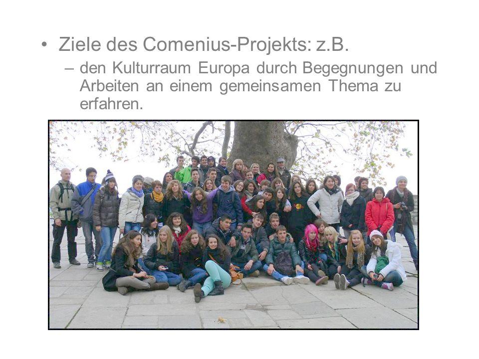 5. Die Schule der Zukunft in Europa aus Schülerperspektive