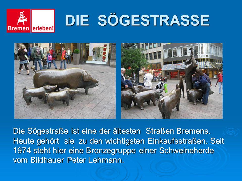 Die Altstadt Bremen hat viel zu bieten.