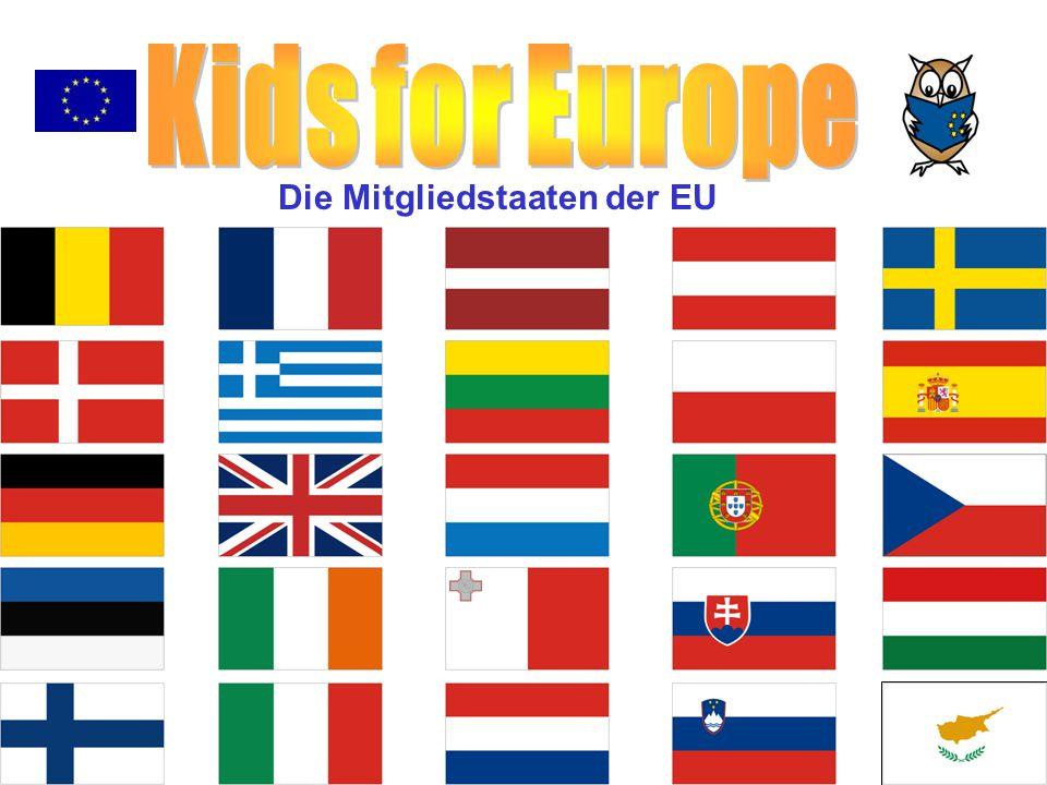 Die Mitgliedstaaten der EU