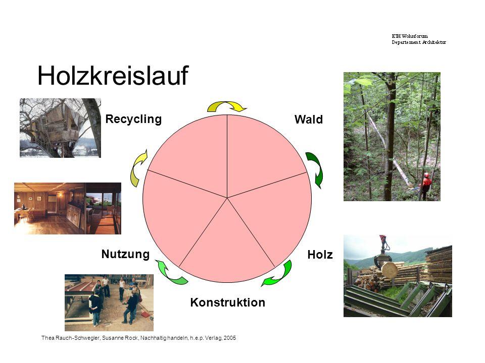 Thea Rauch-Schwegler, Susanne Rock, Nachhaltig handeln, h.e.p.