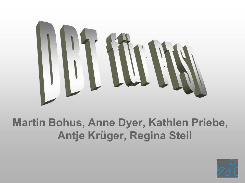 Martin Bohus, Anne Dyer, Kathlen Priebe, Antje Krüger, Regina Steil