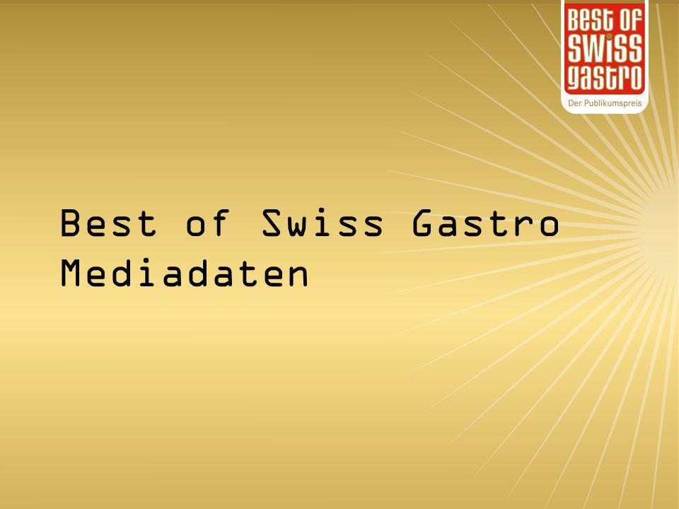 Best of Swiss Gastro Mediadaten