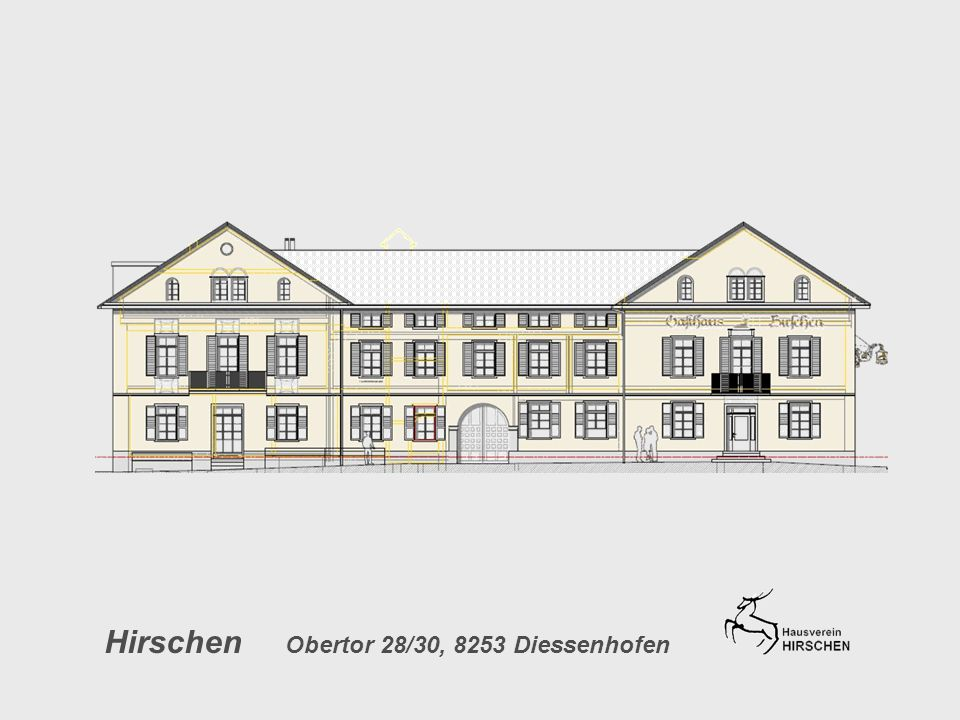 www.gesewo.ch 0610/wan42 Fassade Ost