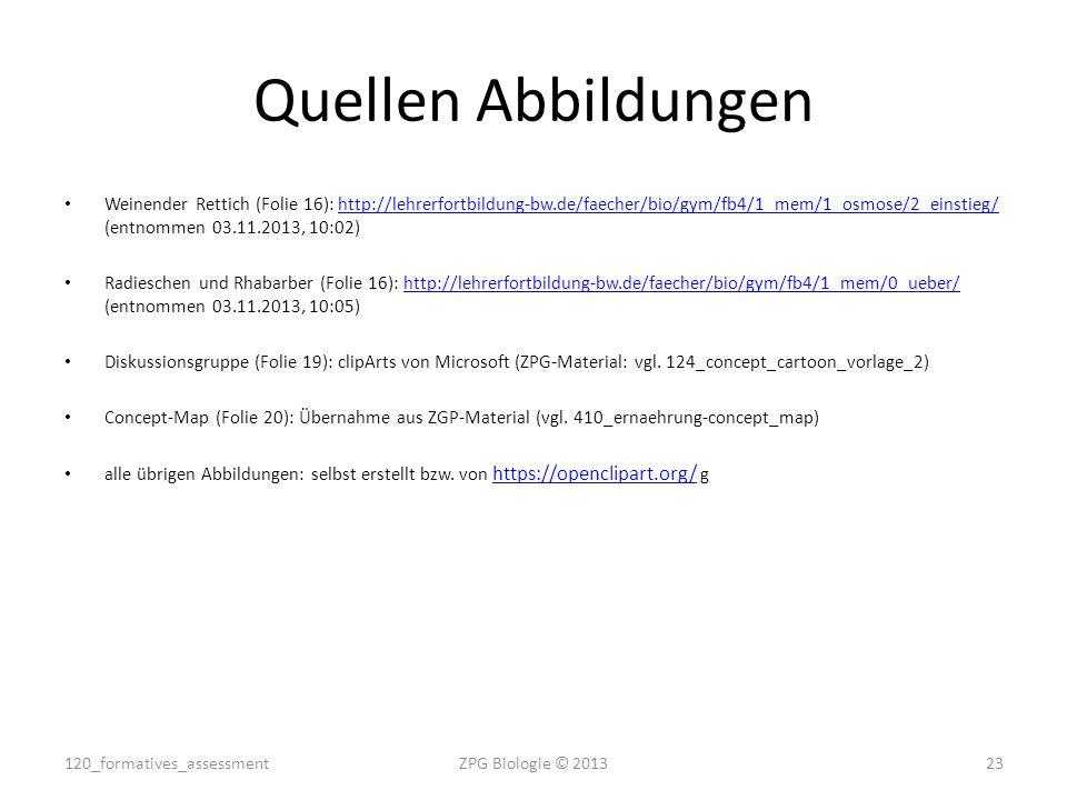 Quellen Abbildungen Weinender Rettich (Folie 16): http://lehrerfortbildung-bw.de/faecher/bio/gym/fb4/1_mem/1_osmose/2_einstieg/ (entnommen 03.11.2013,