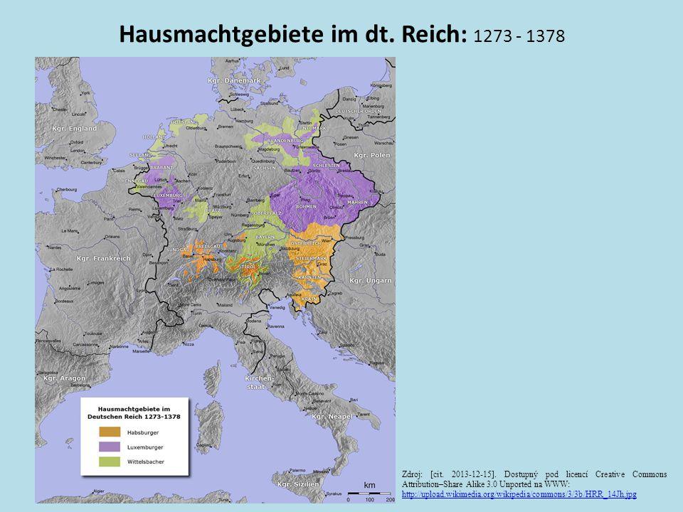 Doppelmonarchie Österreich – Ungarns Ende (1919) Zdroj: [cit.