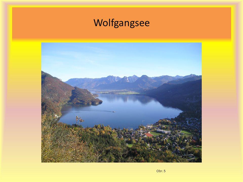 Wolfgangsee Obr. 5