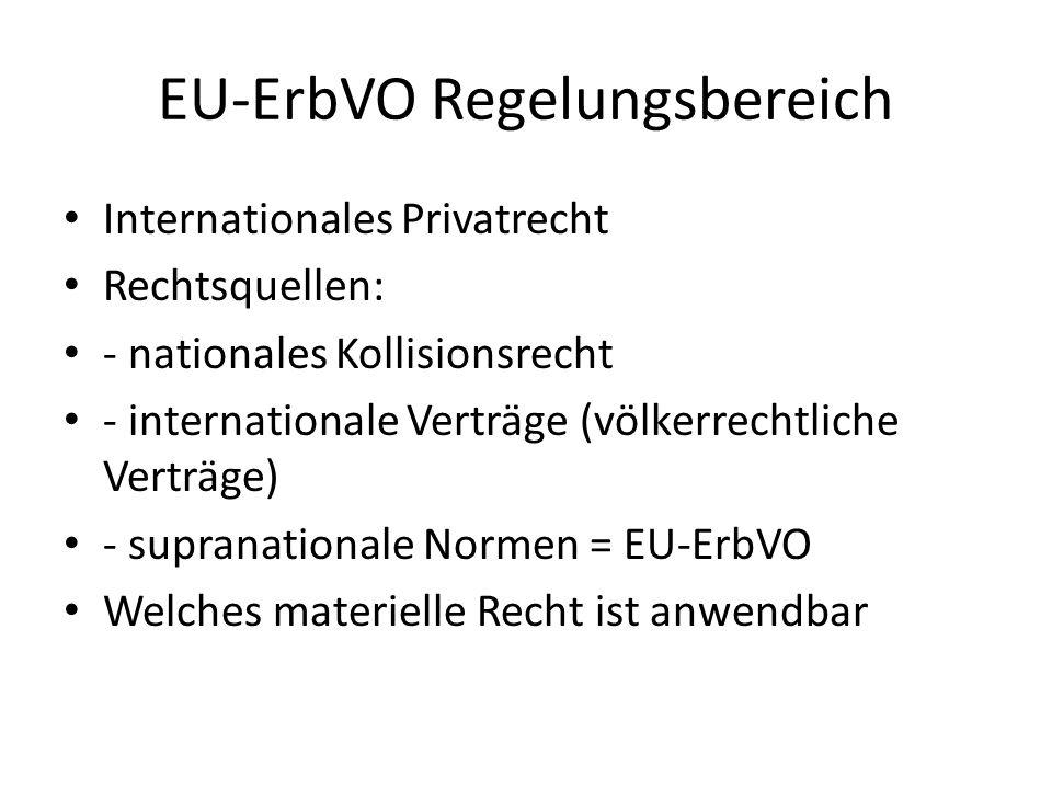 Hinweise zur Annahme / Ausschlagung  Deutschland: Vonselbsterwerb mit Todesfall; Ausschlagung Ausschlussfrist von 6 Wochen ab Kenntnis Todesfall = ges.
