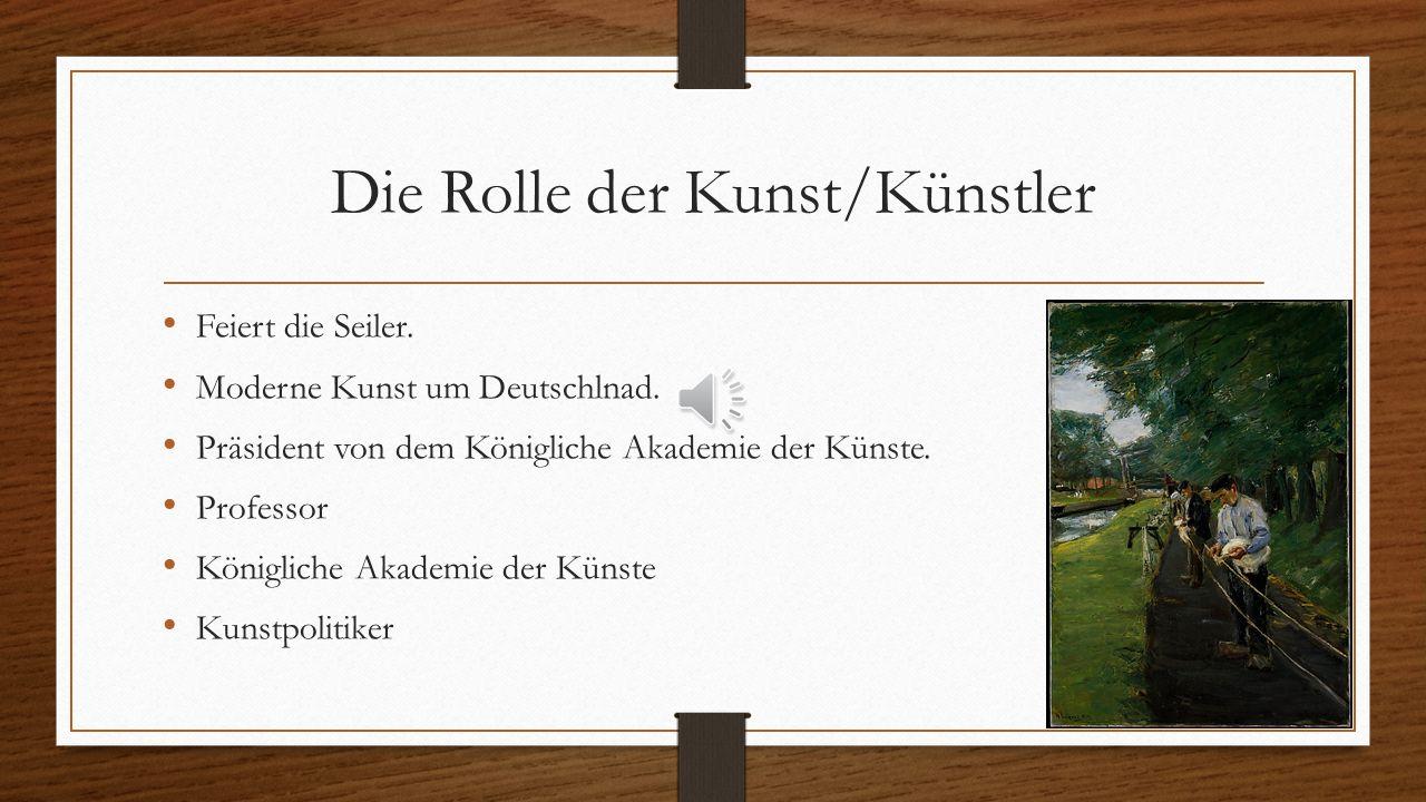 Max Liebermann Seilerbahn in Edam Nat Dunn Deutsch 302 12. 4. 2014 Deutsche Kunst