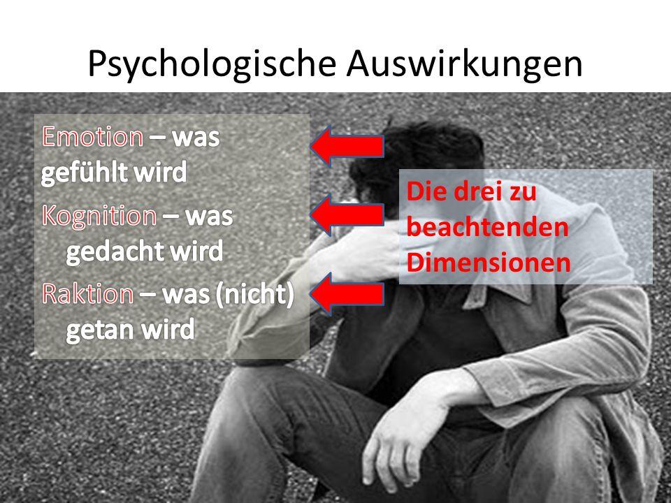 """Verhaltensauslöser – das wird (nicht) getan Reduktion sozialer Kontakte Verlust von sozialer Kompetenz """"Ich weiß nicht, wie ich mit Menschen sprechen soll"""