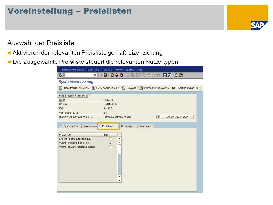 """Multimandant/-system Nutzer Klassifizierung Jeder Nutzer benötigt nur eine Lizenz Wenn ein Nutzer in mehreren Mandanten oder Systemen angelegt wurde, kann dieser als Multimandant/-system Nutzer klassifiziert werden, um eine Mehrfachzählung zu vermeiden Der Hauptnutzer (kostenpflichtig) muss einmalig in einem produktiven System klassifiziert werden Weitere Informationen befinden sich in der SAP Anleitung zur Systemvermessung, Version 7.0, Seite 35 System PR1 Nutzer """"Bauer Professional Nutzer System ZX2 Nutzer """"Bauer Multimandant-/system Nutzer System TST Nutzer """"Bauer Multimandant-/system Nutzer"""