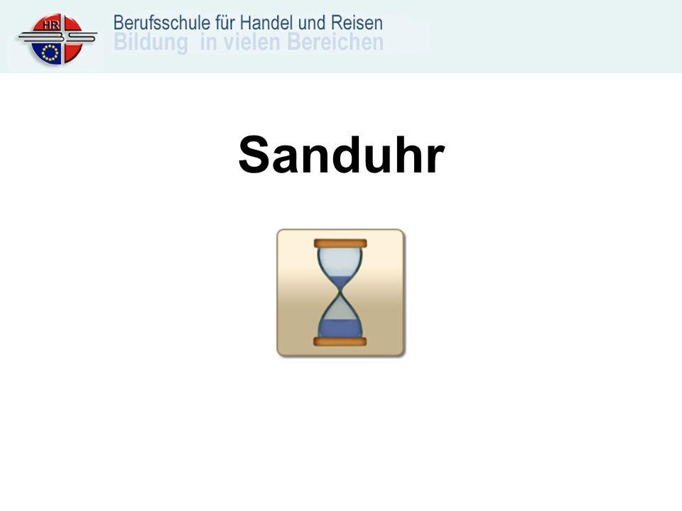 Sanduhr