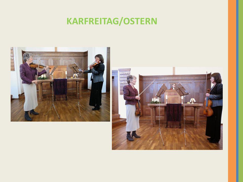 KARFREITAG/OSTERN