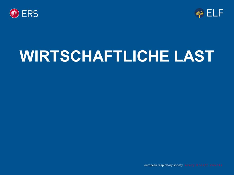 WIRTSCHAFTLICHE LAST