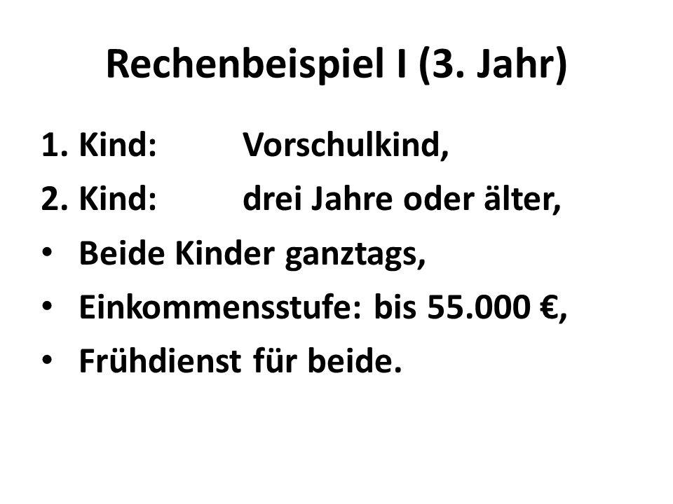 Rechenbeispiel I (3.