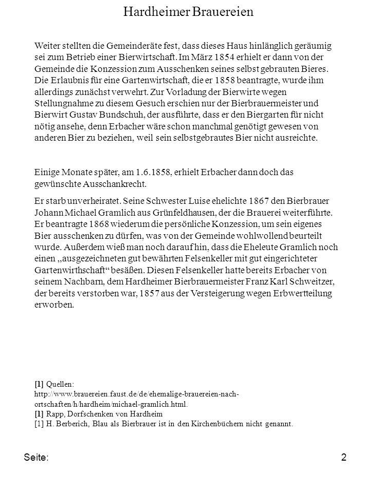 Seite:3 Johann Michael Gramlich starb 1917, 83-jährig.