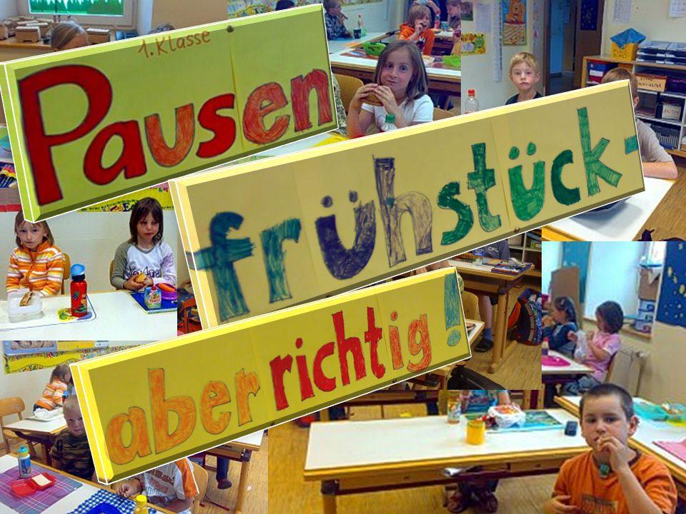 Unterrichtsergebnisse der ersten Klasse der Schule Warmensteinach Juni/Juli2008
