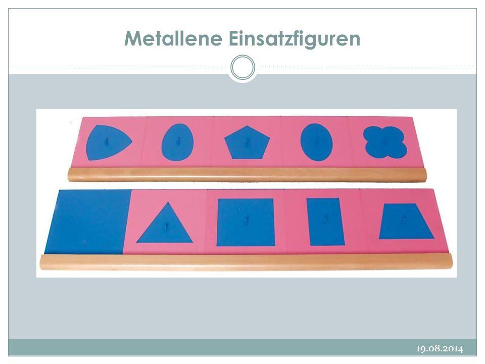 Metallene Einsatzfiguren 19.08.2014