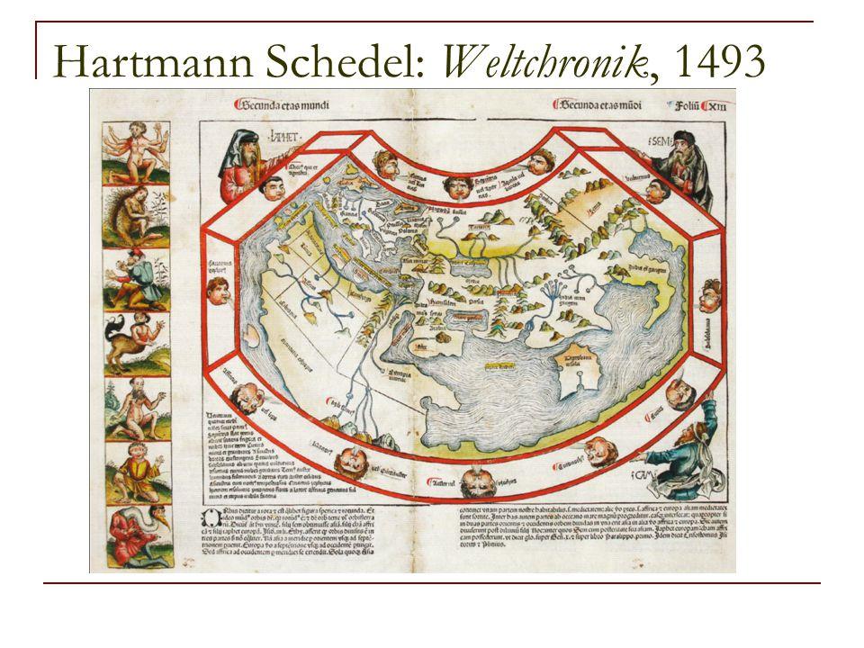 Hartmann Schedel: Weltchronik, 1493