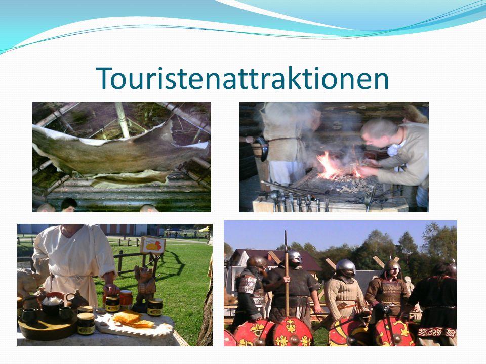 Touristenattraktionen