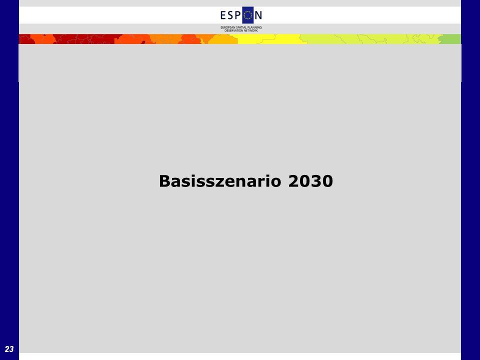 23 Basisszenario 2030