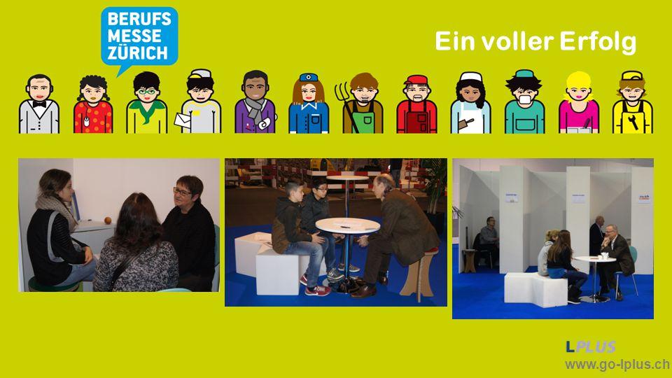 www.go-lplus.ch Referate Der Brückenschlage von der Schule ins Berufsleben ist eines unserer Ziele.