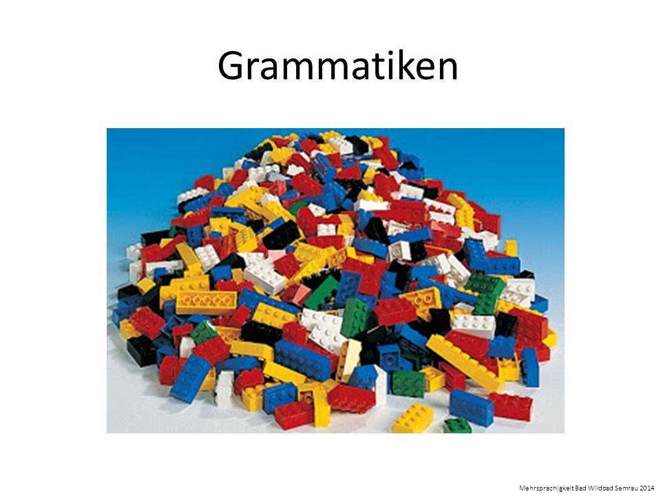 Grammatiken Mehrsprachigkeit Bad Wildbad Semrau 2014