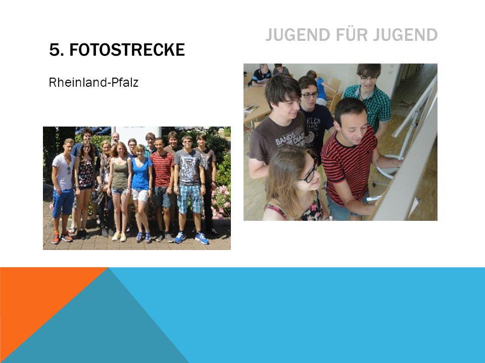 JUGEND FÜR JUGEND Berlin 5. FOTOSTRECKE