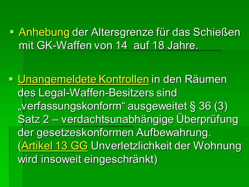 Entschließungsantrag des Bundrates an den Bundestag nach der Wahl wird weiter verschärft !