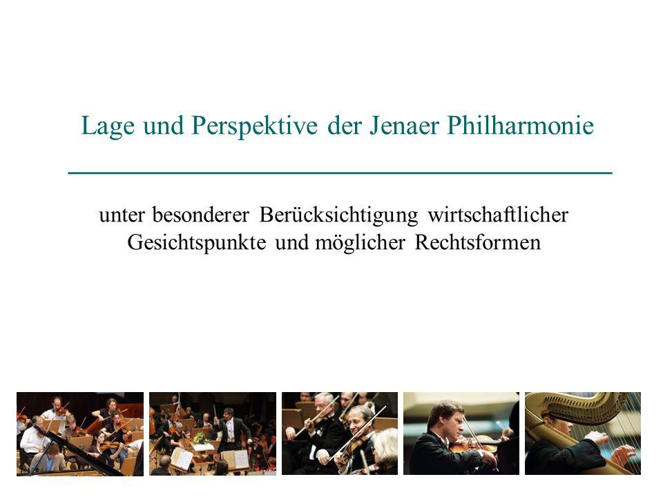 Thüringens größtes Kulturorchester heute...