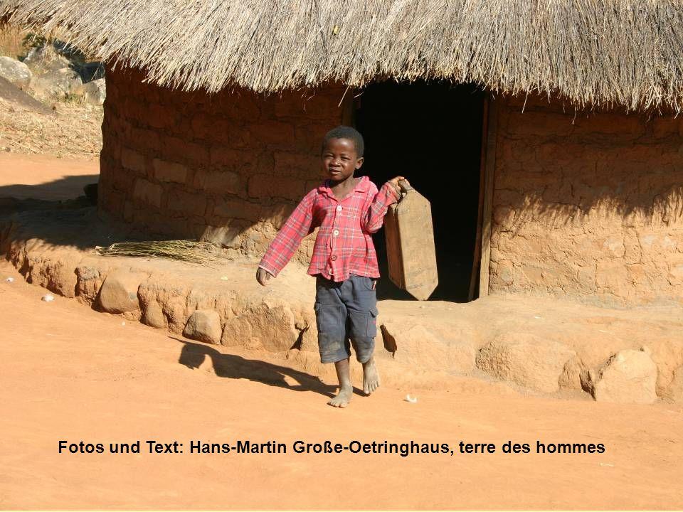 Fotos und Text: Hans-Martin Große-Oetringhaus, terre des hommes