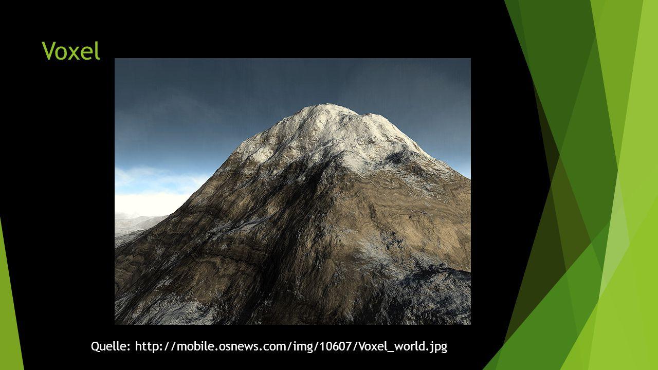 Voxel Quelle: http://mobile.osnews.com/img/10607/Voxel_world.jpg