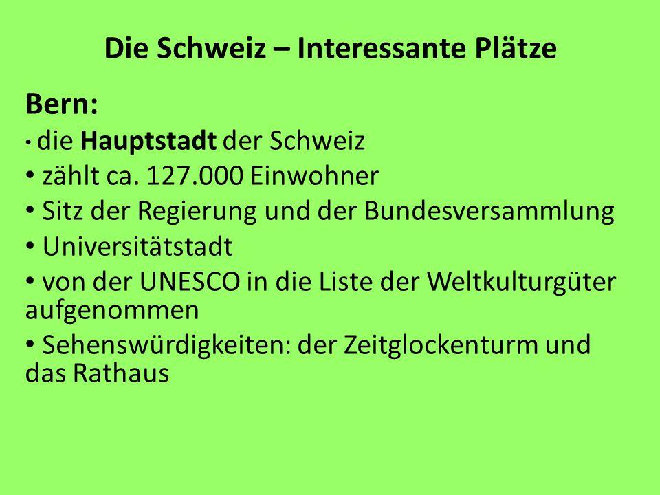 Bern – das Rathaus Zdroj: [cit.2014-1-6].