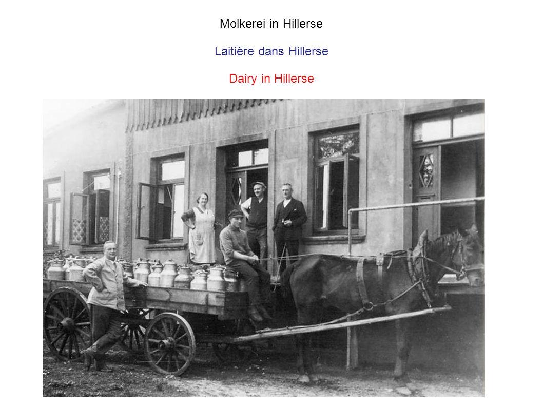 Arbeit im Krieg: Oelmann's Konservenfabrik in Hillerse Travailler dans la guerre: la conserverie de Oelmann dans Hillerse Work in war: Oelmann's canne