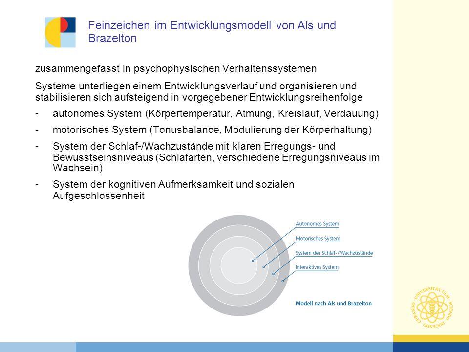 zusammengefasst in psychophysischen Verhaltenssystemen Systeme unterliegen einem Entwicklungsverlauf und organisieren und stabilisieren sich aufsteige