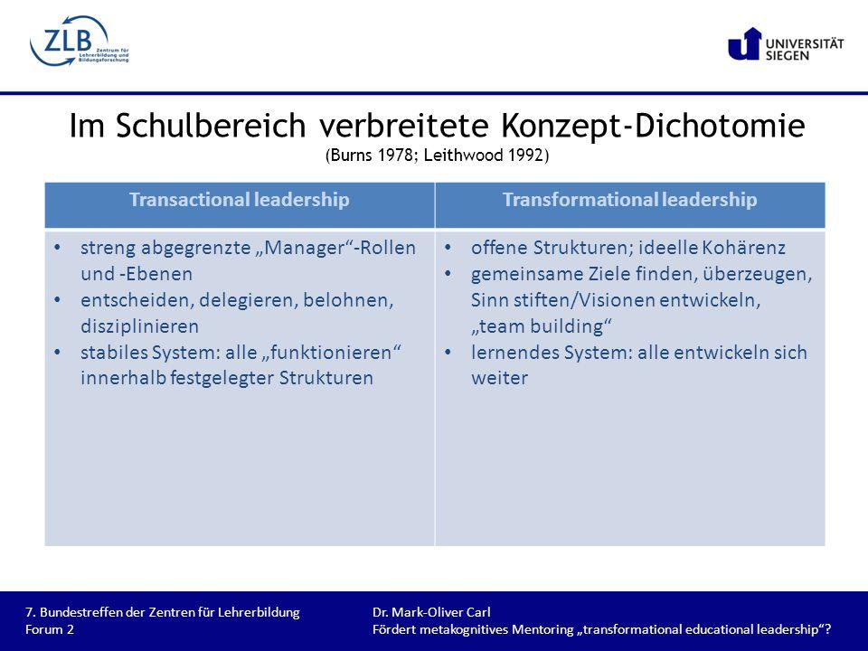 7.Bundestreffen der Zentren für LehrerbildungDr.