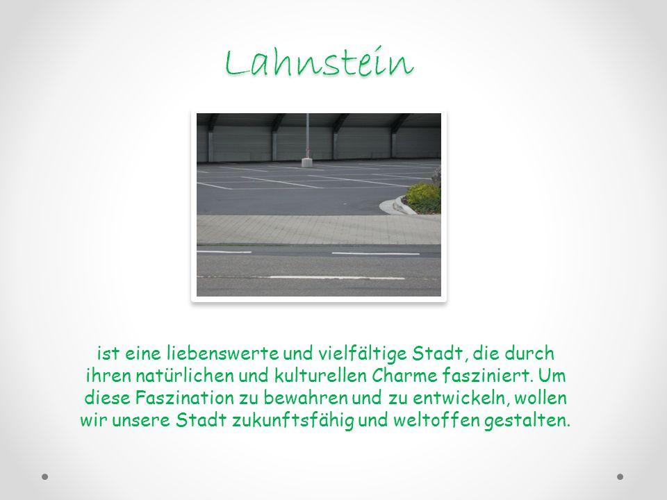 Lahnstein ist eine liebenswerte und vielfältige Stadt, die durch ihren natürlichen und kulturellen Charme fasziniert. Um diese Faszination zu bewahren