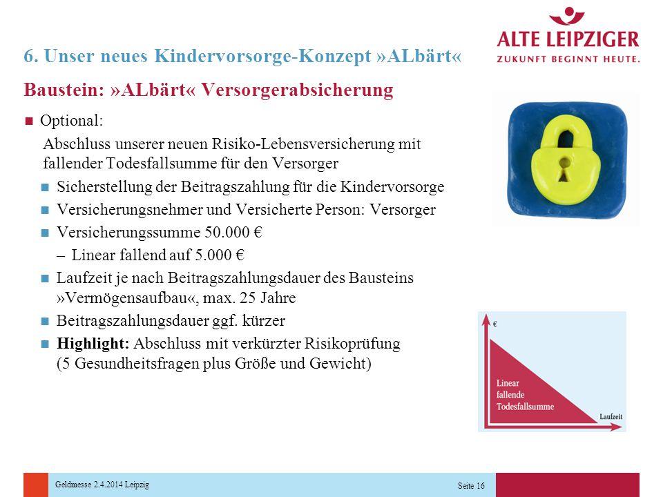 Geldmesse 2.4.2014 Leipzig Seite 16 6.