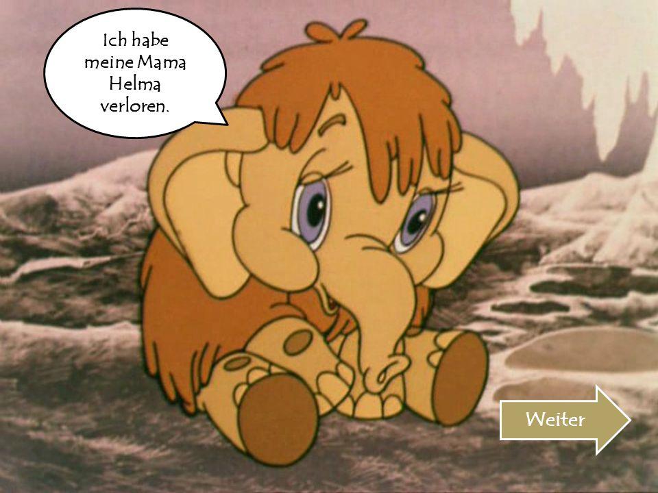 Ich habe meine Mama Helma verloren. Weiter