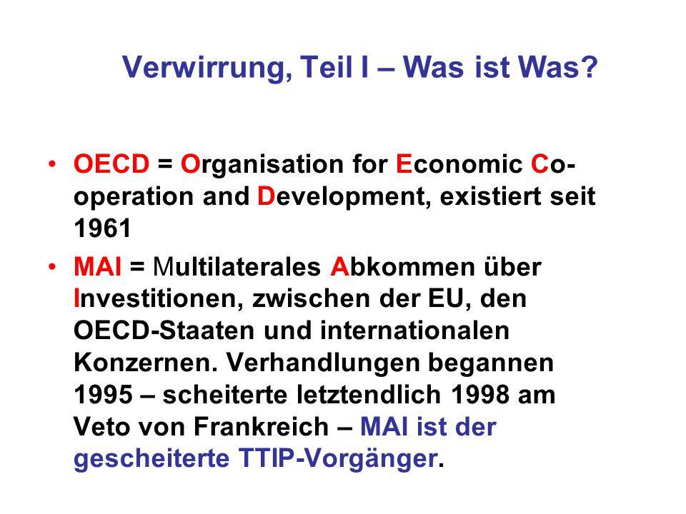 """TTIP: Chemikalien sicherheit USA: US-System TSCA (Toxic Substance Control Act = """"US- REACH , allerdings viel schwächer) sieht praktisch für Chemikalien, die vor 1976 auf dem Markt waren, kaum Kontrollen vor."""