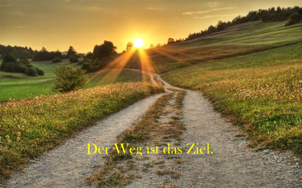 Der Weg des Geistes ist der Umweg.
