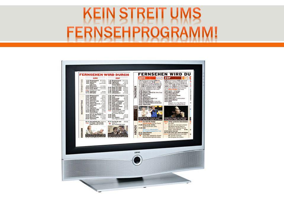 """Comment présenter quelqu'un ou quelque chose : Auf 3SAT läuft """"Deutschland von A bis Z ."""